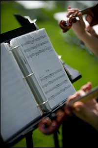 Photo of Music Stand