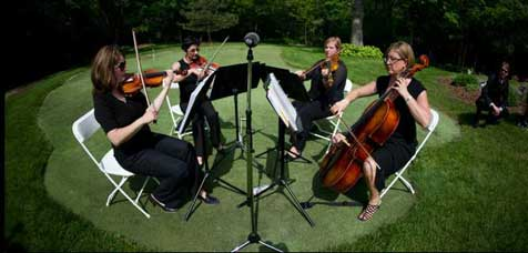 Photo of Tristan String Quartet